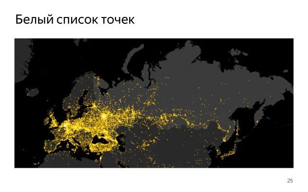 Как создавалась карта с голосами болельщиков для Олимпиады. Лекция в Яндексе - 13