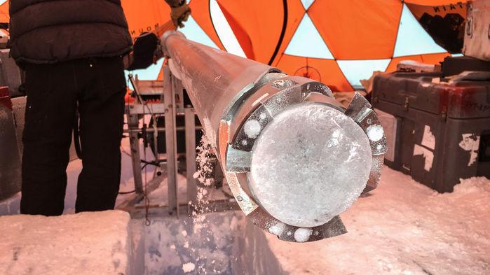 Лед возрастом 2,7 млн лет раскрыл особенности климата Земли в далеком прошлом - 1