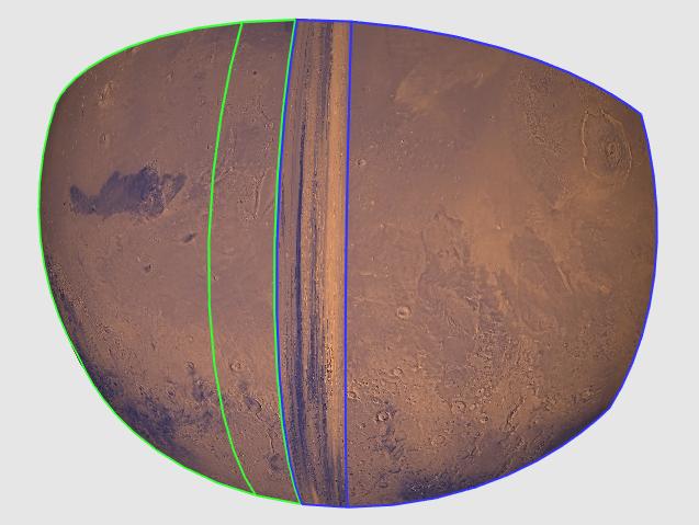 Планетарный ландшафт - 27
