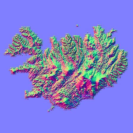 Планетарный ландшафт - 29