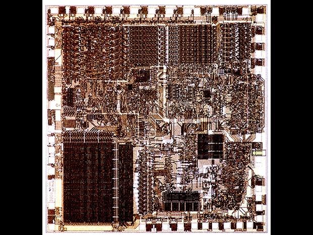 Внутренняя история крупнейшей ошибки Texas Instruments, микропроцессора TMS9900 - 3