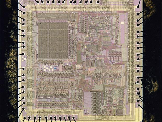 Внутренняя история крупнейшей ошибки Texas Instruments, микропроцессора TMS9900 - 4