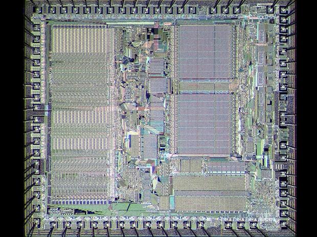 Внутренняя история крупнейшей ошибки Texas Instruments, микропроцессора TMS9900 - 5