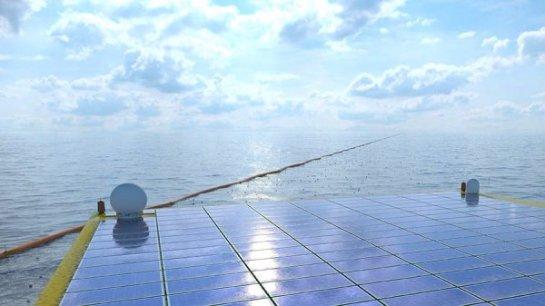 Японцы будут получать энергию от океанического течения