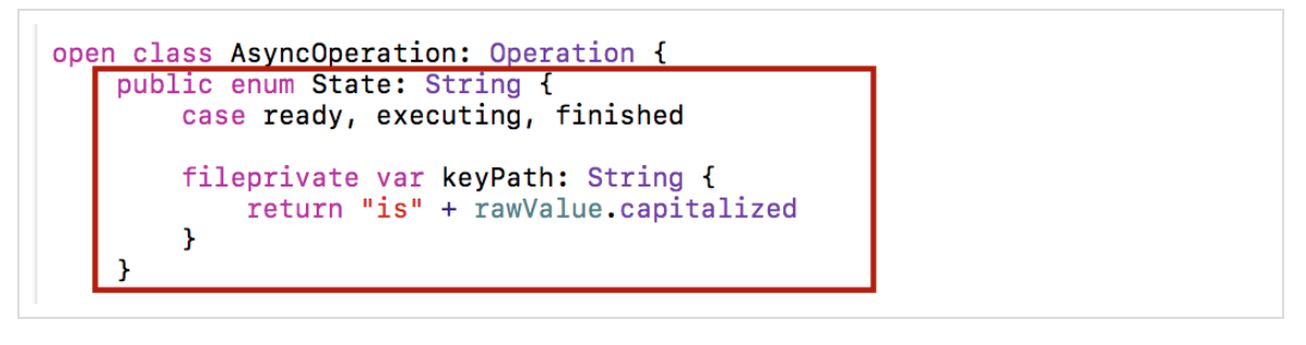 Concurrency в Swift 3 и 4. Operation и OperationQueue - 26