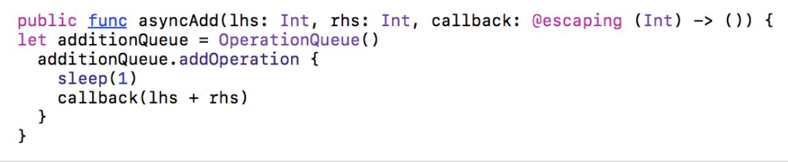Concurrency в Swift 3 и 4. Operation и OperationQueue - 30
