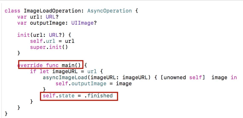 Concurrency в Swift 3 и 4. Operation и OperationQueue - 34