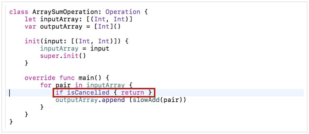 Concurrency в Swift 3 и 4. Operation и OperationQueue - 54