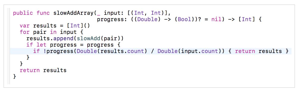 Concurrency в Swift 3 и 4. Operation и OperationQueue - 57