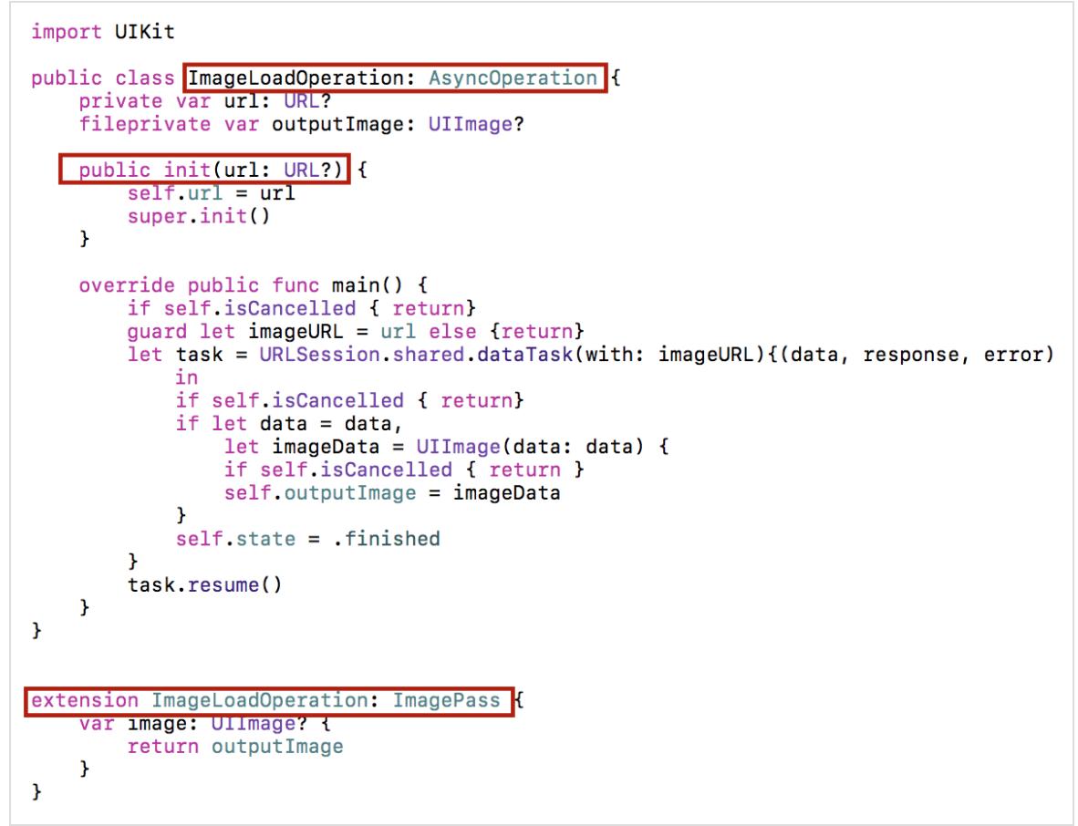 Concurrency в Swift 3 и 4. Operation и OperationQueue - 64