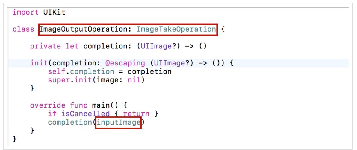Concurrency в Swift 3 и 4. Operation и OperationQueue - 68