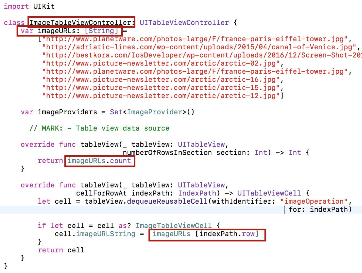 Concurrency в Swift 3 и 4. Operation и OperationQueue - 75