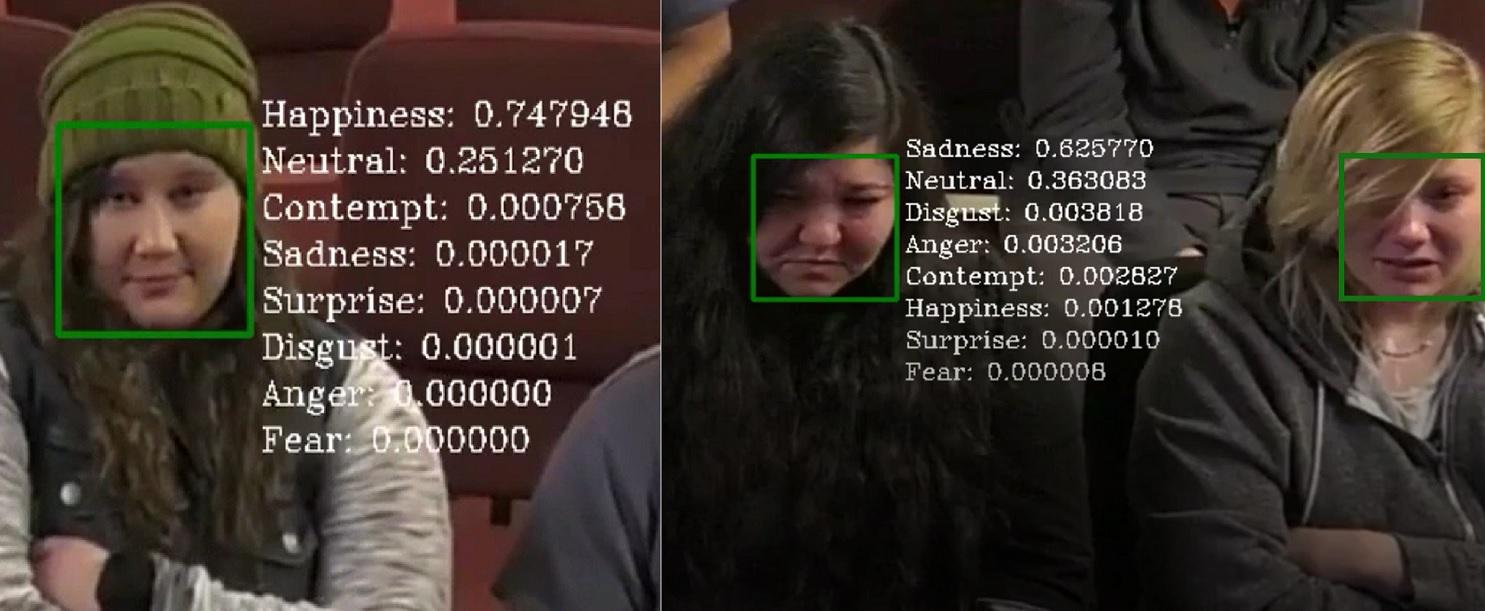 ИИ учат определять настроение человека при помощи обычной камеры - 2