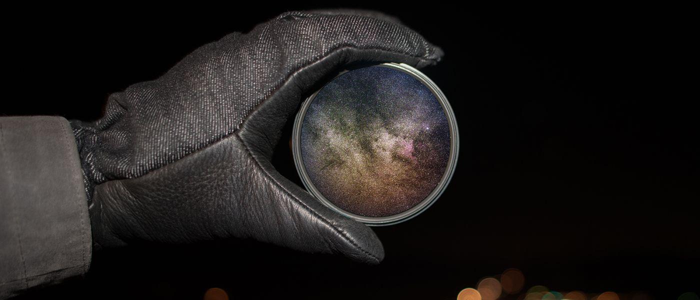 Как сосчитать миллиард звезд? Lenovo знает - 1
