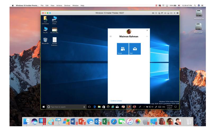 Parallels Desktop для Mac 13: к macOS High Sierra готовы - 10