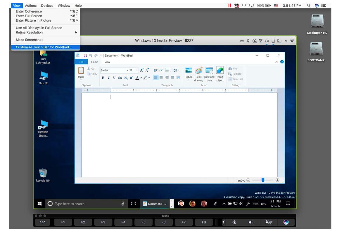 Parallels Desktop для Mac 13: к macOS High Sierra готовы - 9