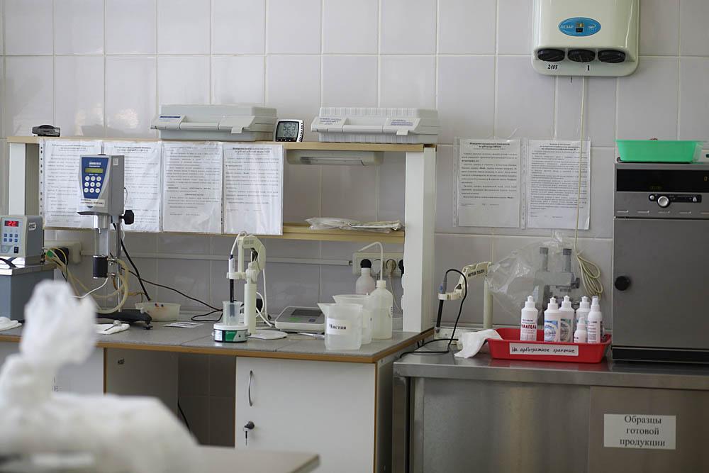 Как производятся медицинские гели небольшими партиями - 29