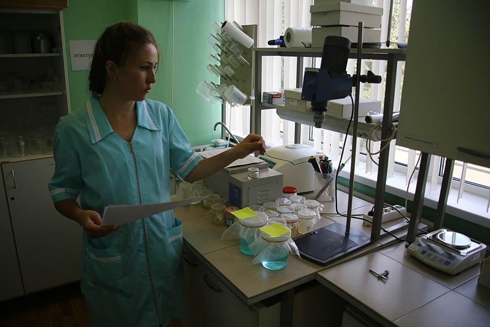 Как производятся медицинские гели небольшими партиями - 34
