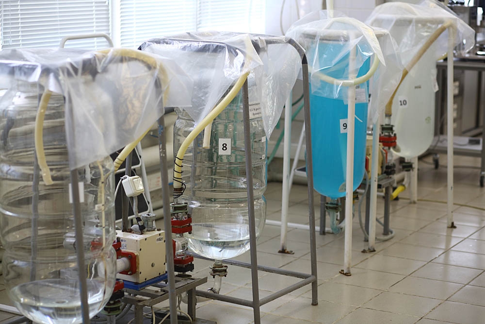 Как производятся медицинские гели небольшими партиями - 8