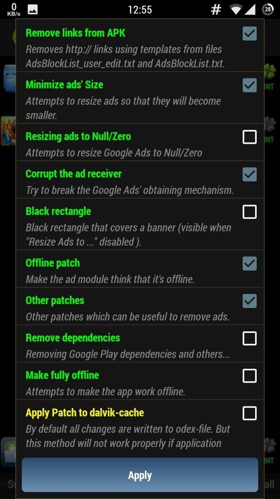 Как удалить рекламу из Android приложений - 8