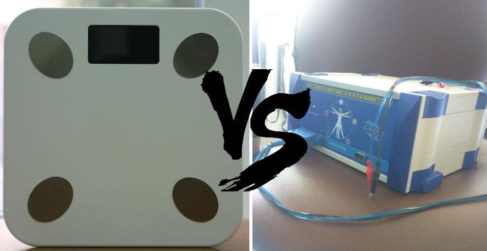 Весы-анализатор MGB Body fat scale — сравнительный «клинический» тест в ЦКБ РЖД - 1
