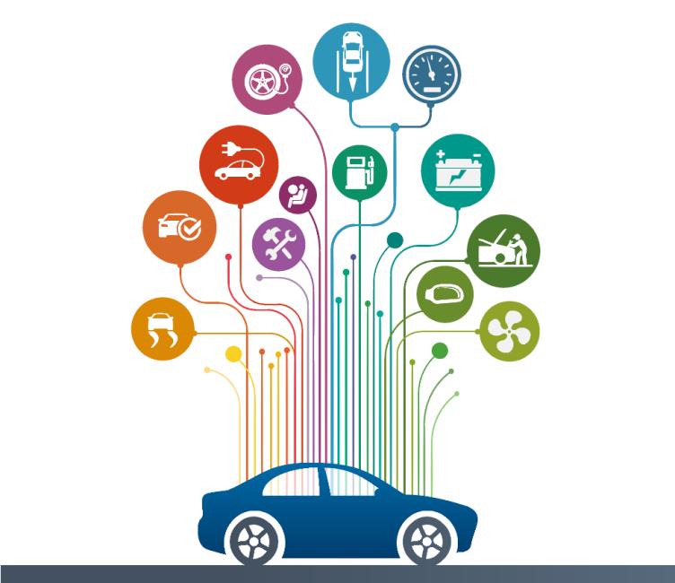 Краткая история Connected Cars: что считать «подключенными машинами» и почему ближайшее будущее не в беспилотниках? - 1