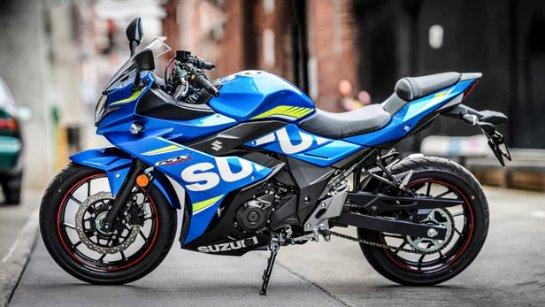 Обзор: Suzuki GSX-250R