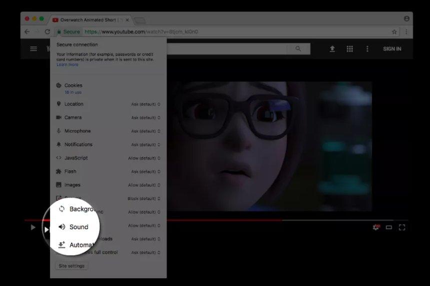 Google Chrome позволит навсегда отключить веб-сайты