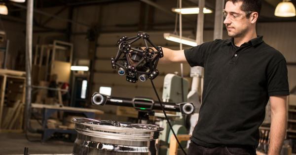 Десять лучших 3D-сканеров от 100 до 100 000 долларов - 9