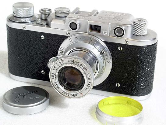 Под брендом «Зенит» будет выпущена цифровая камера от «Leica»? - 3