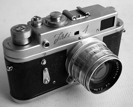 Под брендом «Зенит» будет выпущена цифровая камера от «Leica»? - 4