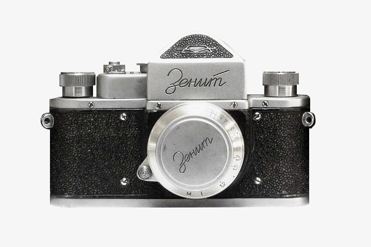 Под брендом «Зенит» будет выпущена цифровая камера от «Leica»? - 5