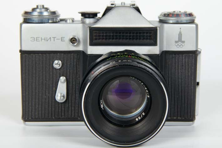 Под брендом «Зенит» будет выпущена цифровая камера от «Leica»? - 6
