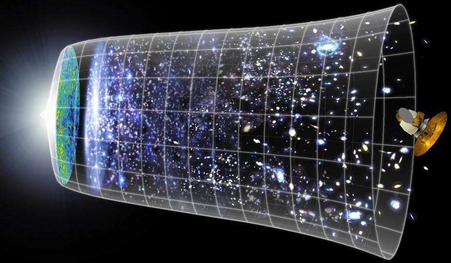 Спросите Итана: что, если гравитация не является фундаментальным взаимодействием? - 9