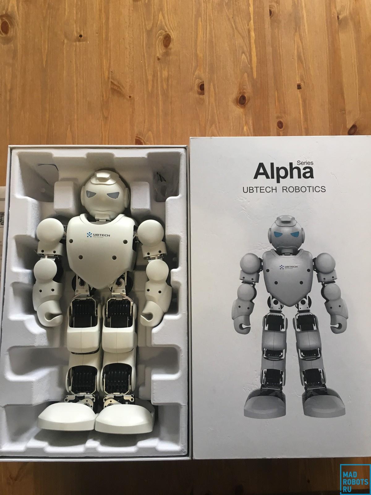 UBTECH Alpha1 Pro — программируемый робот для детей от 8 до 150 - 2