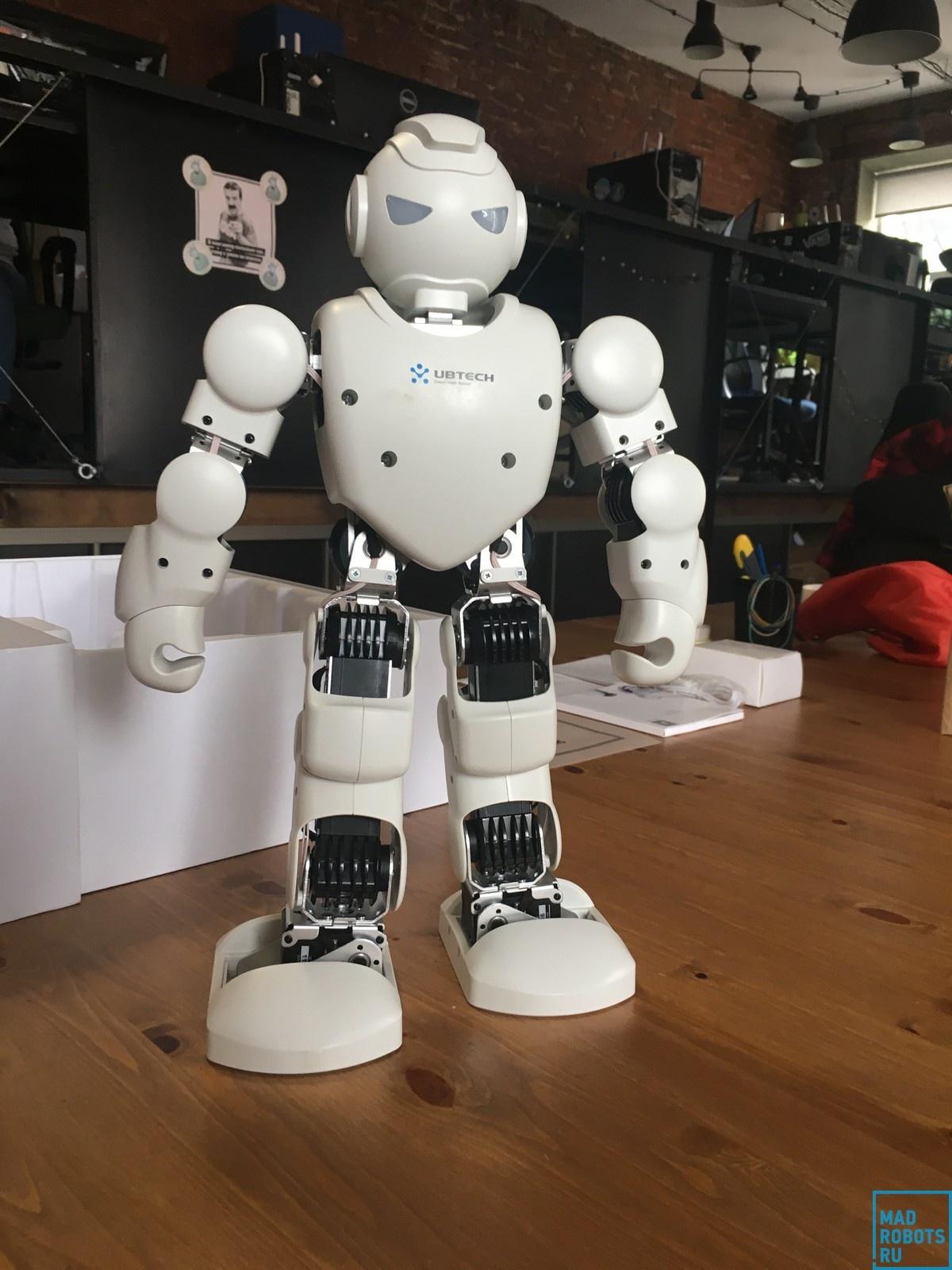 UBTECH Alpha1 Pro — программируемый робот для детей от 8 до 150 - 5