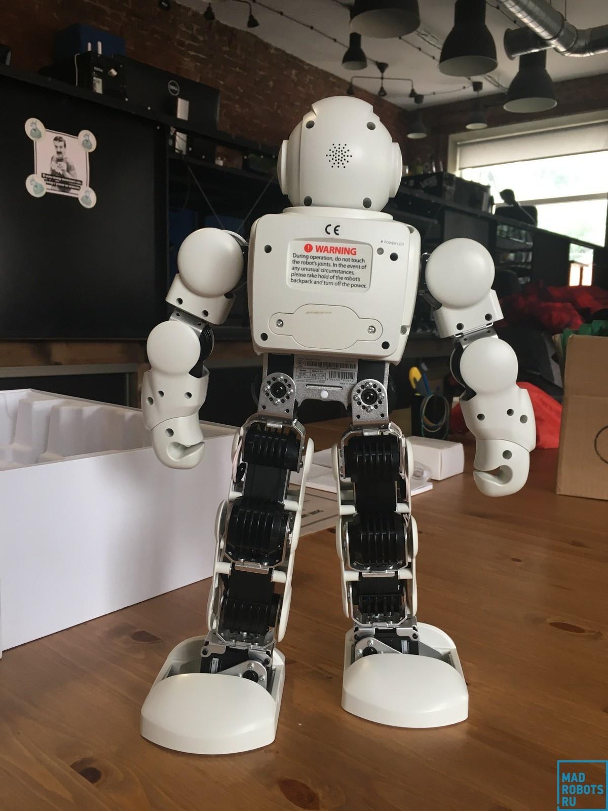 UBTECH Alpha1 Pro — программируемый робот для детей от 8 до 150 - 6