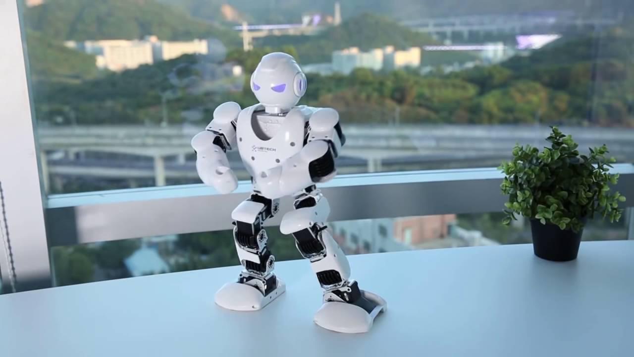 UBTECH Alpha1 Pro — программируемый робот для детей от 8 до 150 - 1