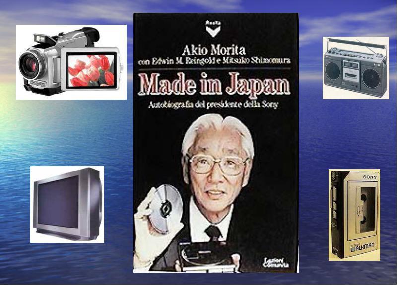Личность и звук: Акио Морита – история потомственного сакедзукури, путь создателя SONY - 13