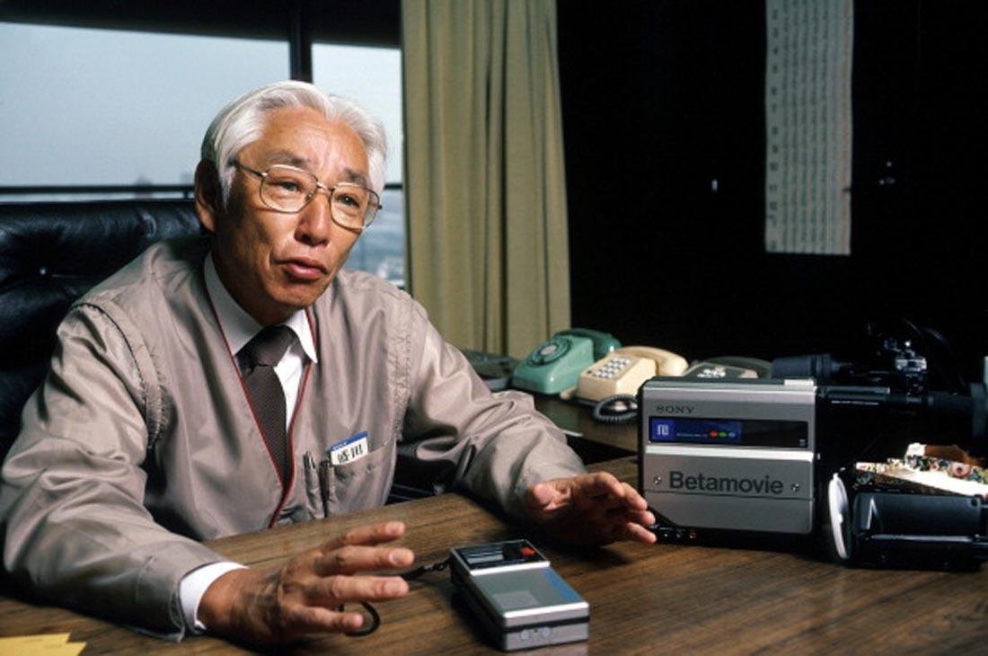 Личность и звук: Акио Морита – история потомственного сакедзукури, путь создателя SONY - 15