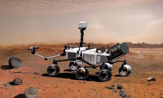 Робот отправится на Марс раньше колонистов