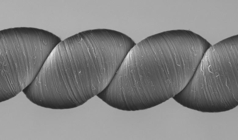 Скрученные углеродные нанотрубки выдают до 250 Вт с килограмма - 1