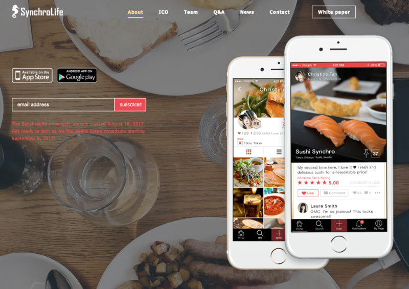 5 интересных ICO в сентябре 2017: лидогенерация, онлайн-платежи и поиск ресторанов - 5