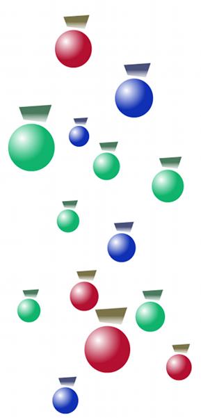 Inkscape: ms_meme и праздничное дерево - 7