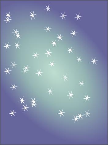 Inkscape: ms_meme и праздничное дерево - 8