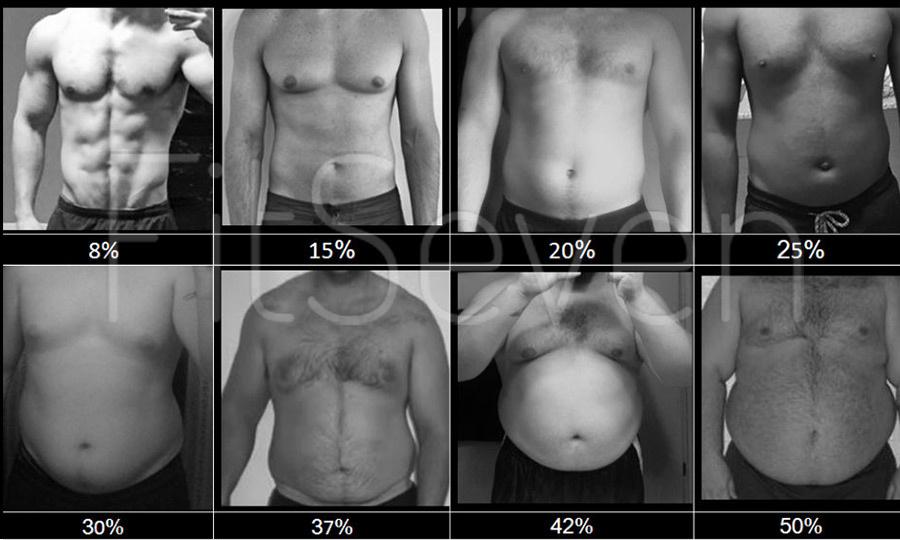 Как измерить уровень жира: биоимпеданс vs на глазок vs DEXA (Денситометрия) - 2