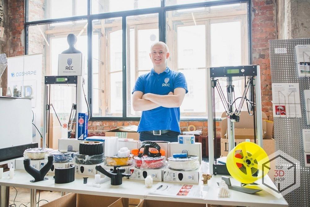 Как устроена изнутри работа крупнейшей 3D-компании Top 3D Shop - 32