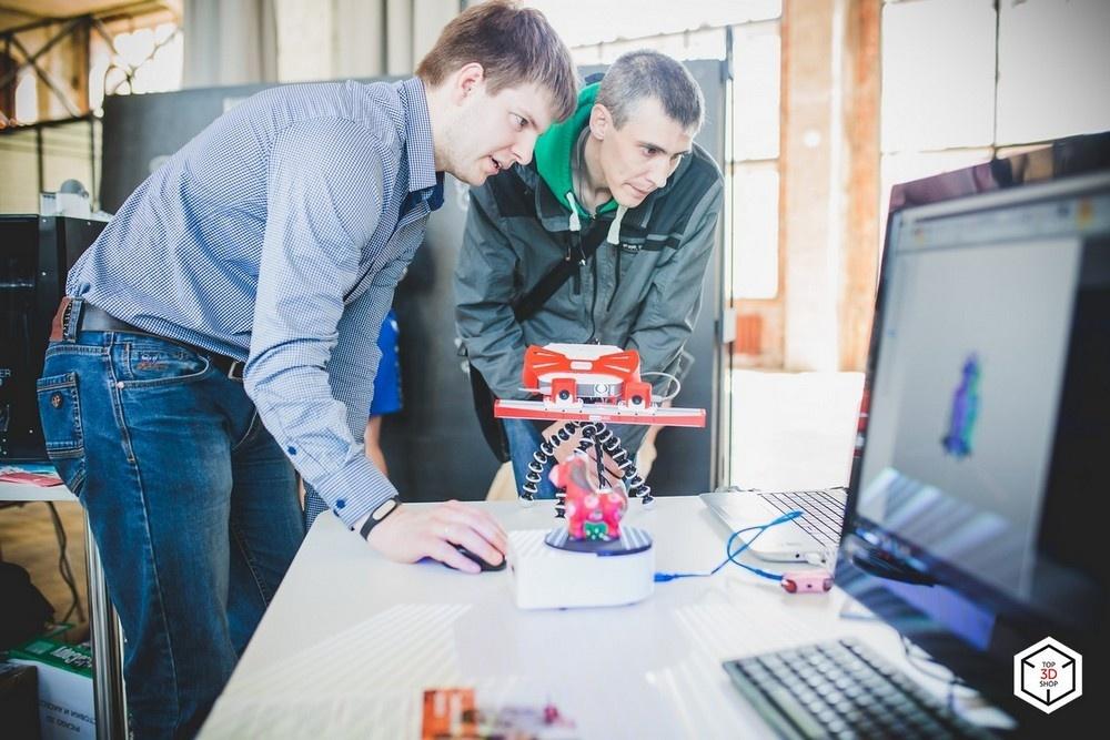 Как устроена изнутри работа крупнейшей 3D-компании Top 3D Shop - 40
