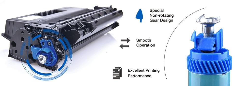 Появилась дешевая замена Dongle Gear (патентной защиты лазерных картриджей для HP и Canon) - 2