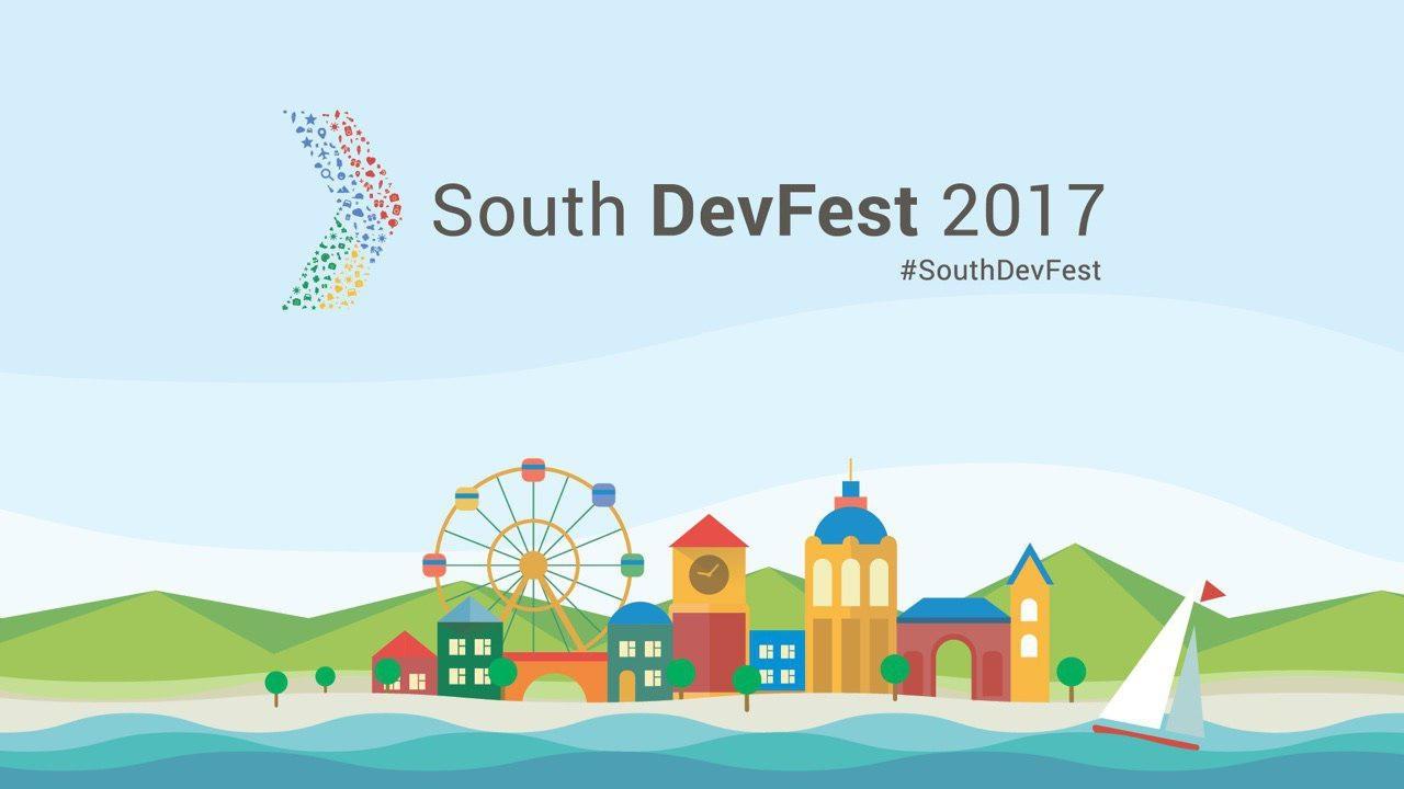 Приглашаем на South DevFest 2017 - 1